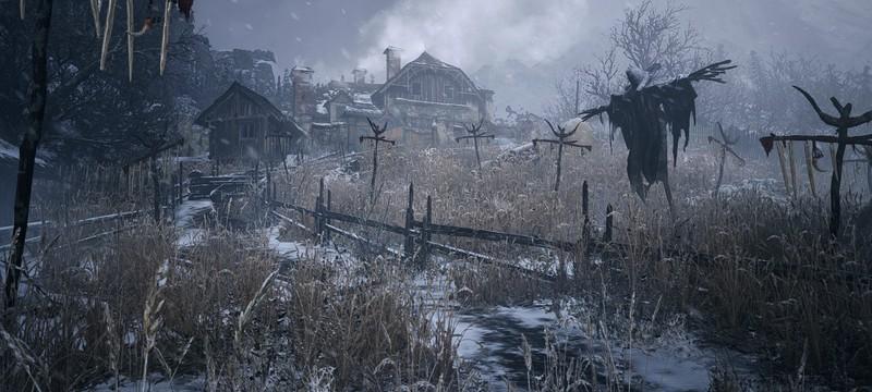 Игровой опыт нового уровня и детали геймплея Resident Evil Village