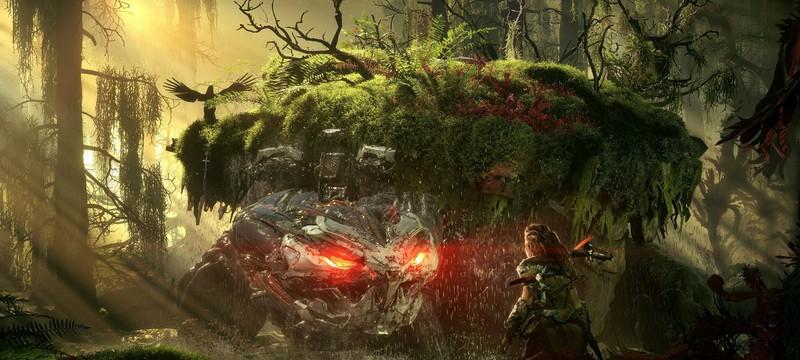 Потрясающие скриншоты Horizon: Forbidden West с PS5