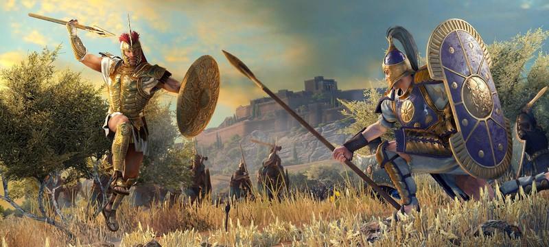 Нововведения и сражения в новом геймплейном ролике Total War Saga: Troy