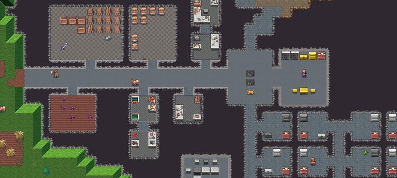 Первое геймплейное видео Dwarf Fortress с графикой