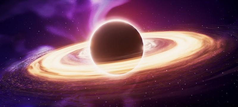 """Ученые обнаружили  """"сердцебиение"""" черной дыры спустя 9 лет"""