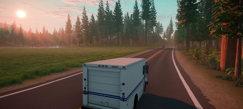 Атмосфера американской глубинки в трейлере симулятора почтальона Lake