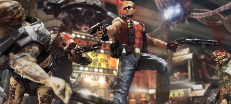 Gearbox подала новый иск против 3D Realms из-за Duke Nukem