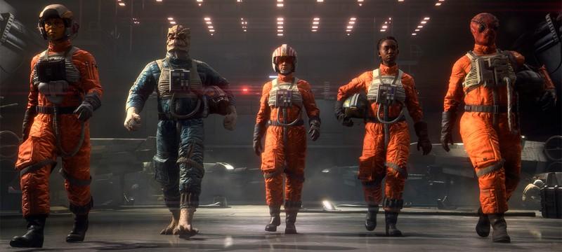 В Star Wars Squadrons не будет микротранзакций