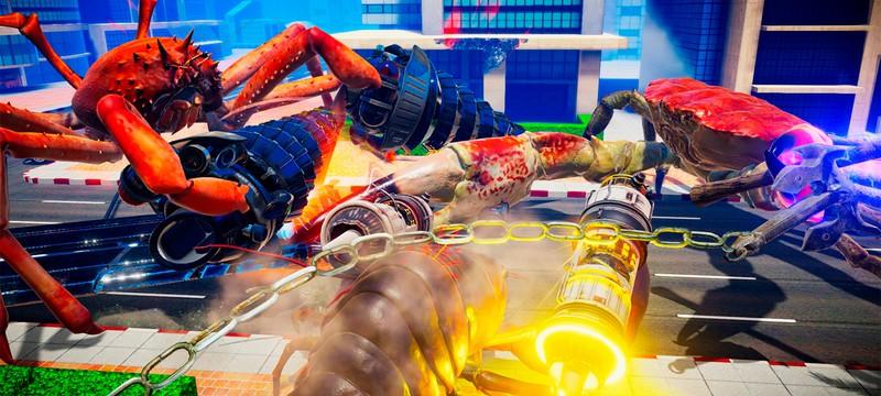 Сражайся как краб в Fight Crab уже с 30 июля