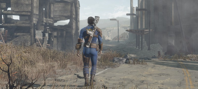 12 минут геймплея Capital Wasteland — фанатского ремейка Fallout 3 на движке Fallout 4