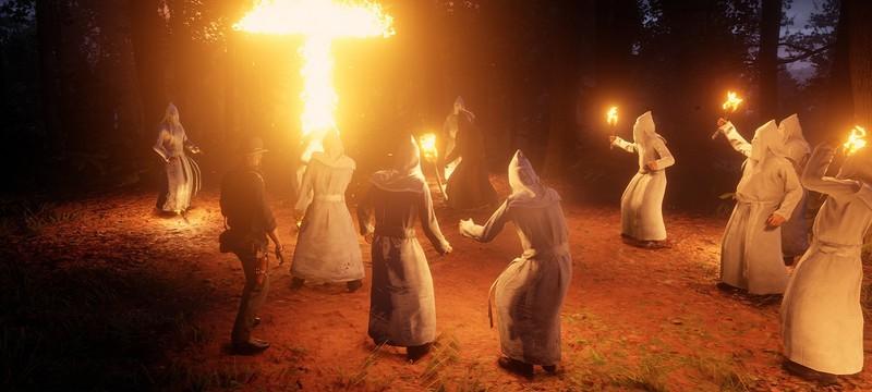 Rockstar запретила игрокам Red Dead Online превращаться в членов ку-клукс-клана