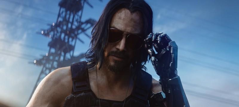 Cyberpunk 2077 перенесли на ноябрь