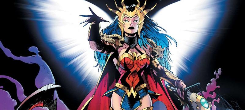 Брутальный трейлер серии комиксов Dark Nights: Death Metal от DC Comics