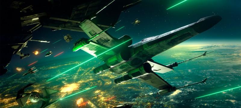В Star Wars: Squadrons будет камера только от первого лица