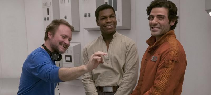 """Слух: Трилогия Райана Джонсона по """"Звездным войнам"""" всё еще в производстве"""