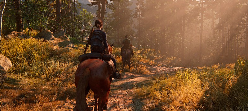 Игроки The Last of Us Part 2 обнаружили потрясающую физику и анимацию веревок