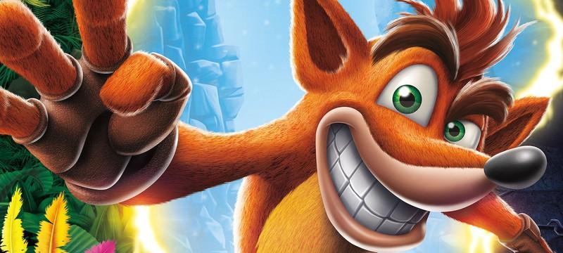 Crash Bandicoot 4: It's About Time официально подтверждена, анонс в 18-00