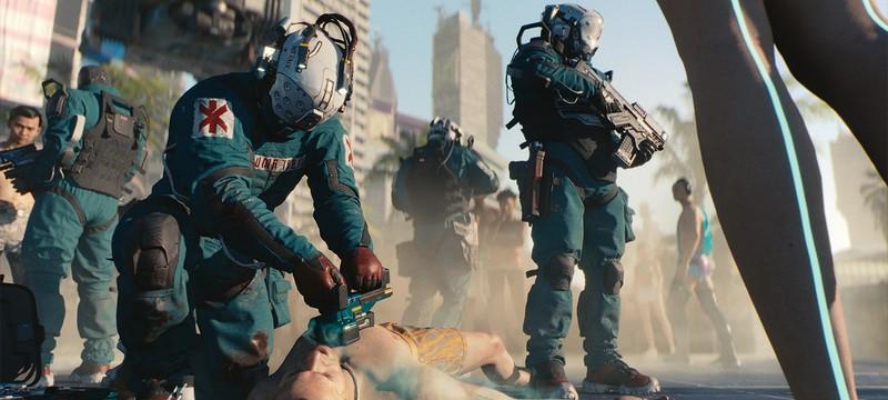 Dark Horse выпустит серию комиксов по Cyberpunk 2077 с подзаголовком Trauma Team
