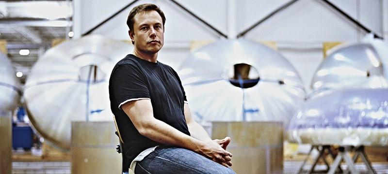 Илон Маск играет на PC, поэтому пропускает консольные эксклюзивы
