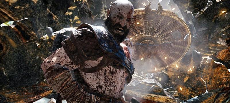 Арт-директор God of War показал реалистичную работу мышц Кратоса