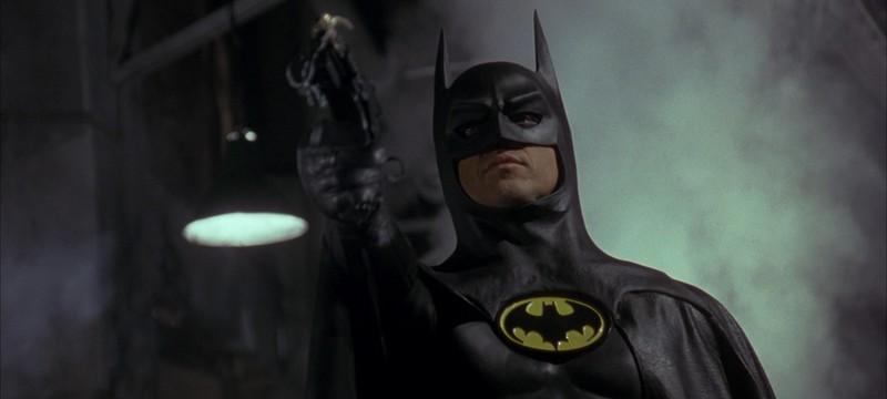 """СМИ: Майкл Китон ведет переговоры на роль Бэтмена в сольнике """"Флэша"""""""