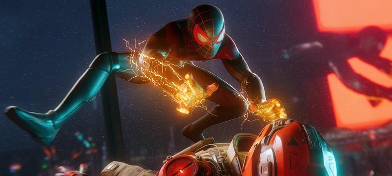 Майлс получит электро-удар и камуфляж в Spider-Man: Miles Morales