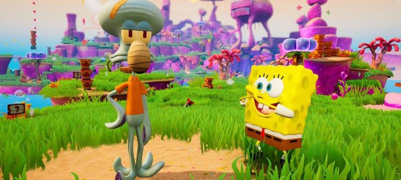 Релизный трейлер SpongeBob SquarePants: Battle for Bikini Bottom