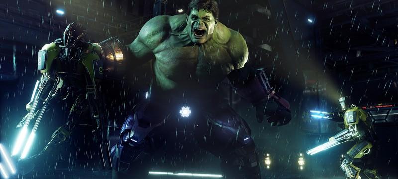 Прямая трансляция Marvel's Avengers с геймплеем и кооперативом