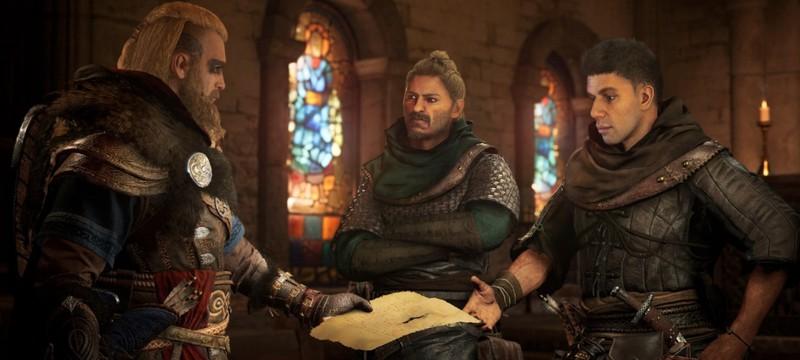 Креативный директор Assassin's Creed Valhalla покинул проект