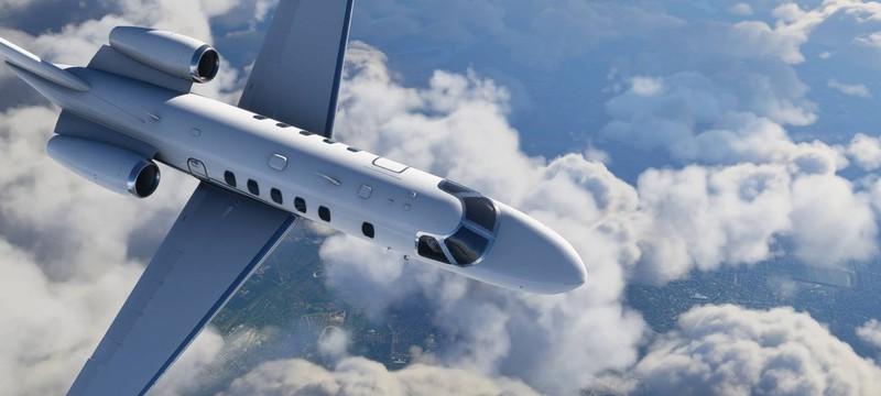 Сравнение детализации аэропортов в Microsoft Flight Simulator с десятой частью серии