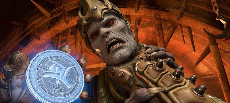 В DOOM Eternal добавили новую карту, события и скины