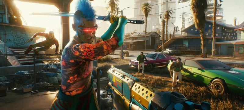 В самом начале Cyberpunk 2077 есть пасхалка, связанная с The Witcher 3
