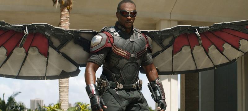 """Энтони Маки: """"Сокол и Зимний Солдат"""" ощущается восьмичасовым фильмом Marvel"""