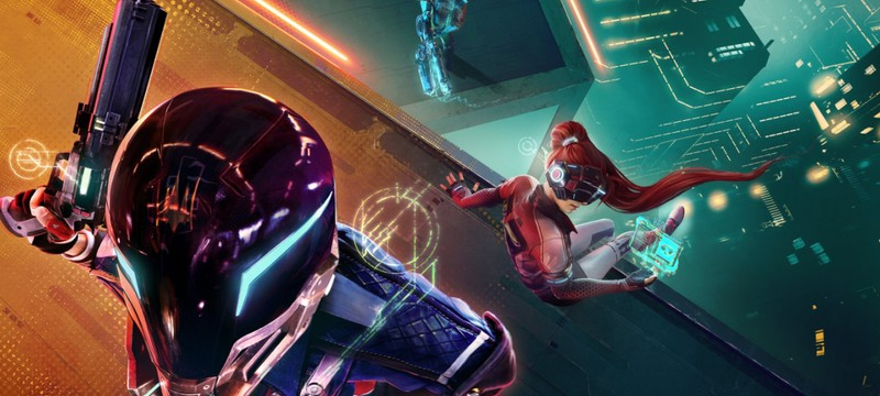 Ubisoft запустила тизер-сайт баттл-рояля Hyper Scape