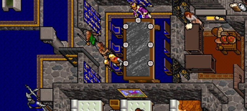EA не дала добро на ремастеры серии Ultima