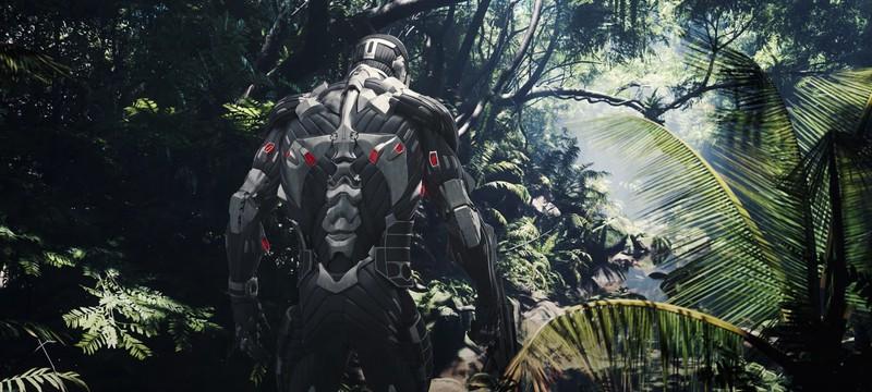 Сравнение скриншотов Crysis Remastered и оригинала
