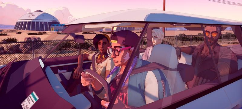Автор Dustborn и Dreamfall хочет, чтобы его игры положительно влияли на общество