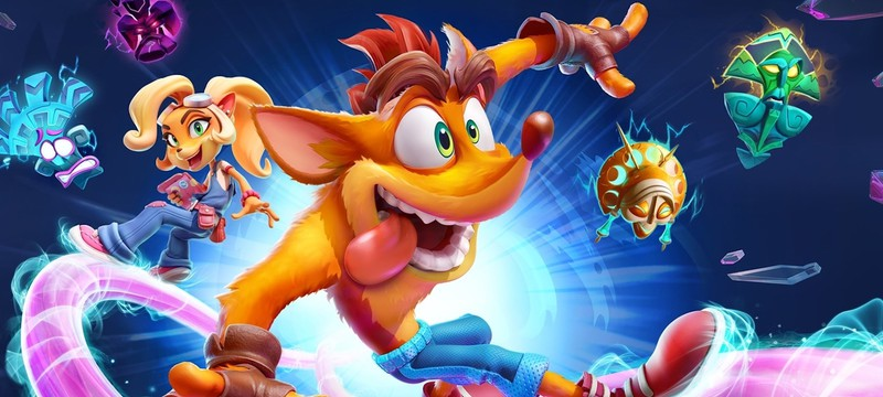 В Crash Bandicoot 4: It's About Time не будет микротранзакций