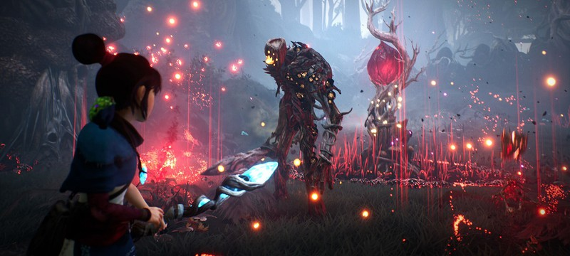 Ember Lab раскрыла геймпллейные особенности Kena: Bridge of Spirits