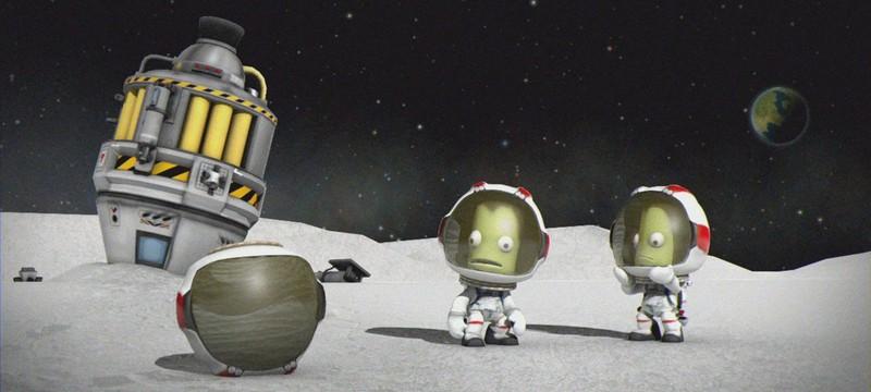 Kerbal Space Program получила бесплатное обновление Shared Horizons