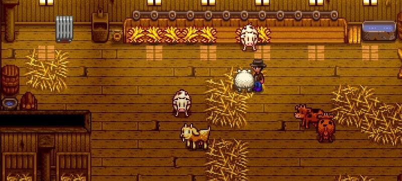 Следующий апдейт Stardew Valley добавит в игру больше эндгейм-контента