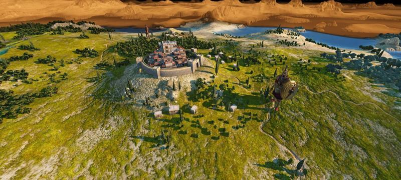 Новый трейлер Total War Saga: Troy посвящен системе ресурсов