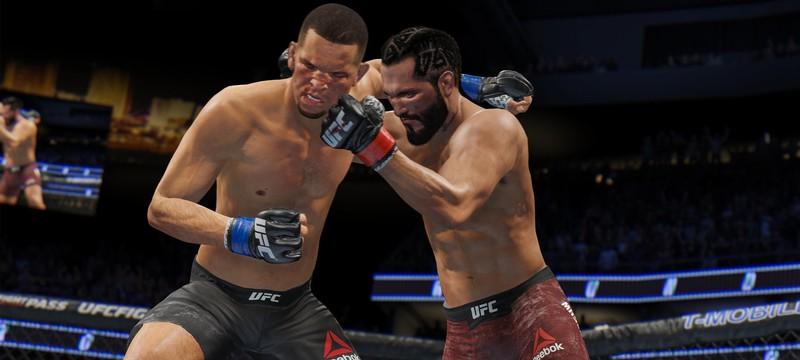 UFC 4 выйдет 14 августа на PS4 и Xbox One