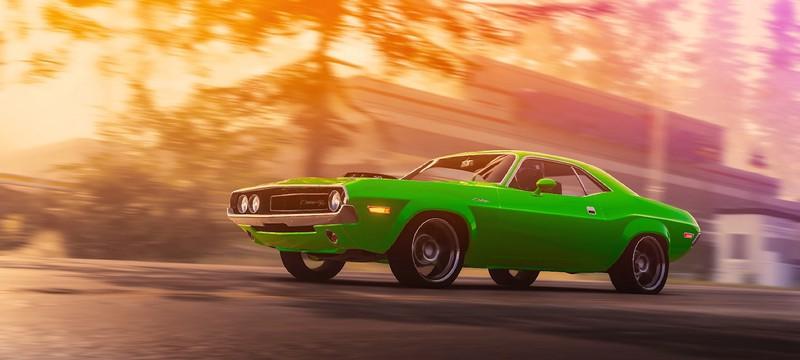 Легендарные машины в трейлере новых обновлений Summer in Hollywood для The Crew 2