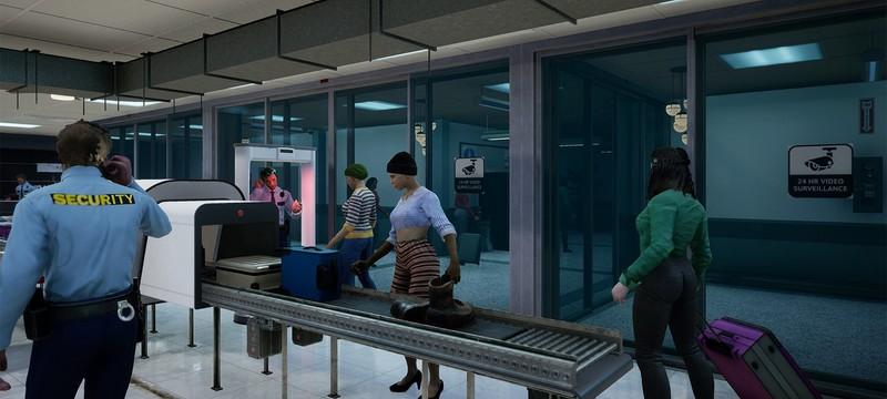 Поиски наркотиков в первом трейлере симулятора Airport Contraband