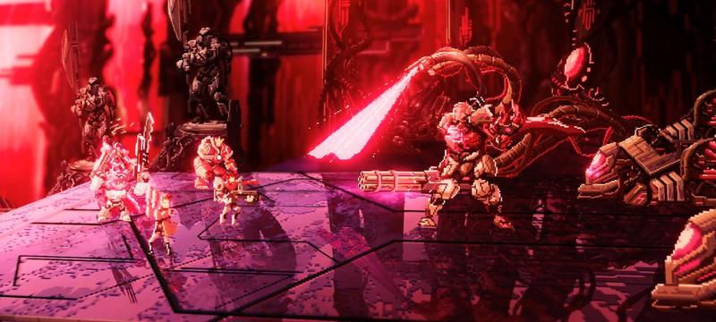 Хардкорная тактическая игра Star Renegades выйдет 8 сентября
