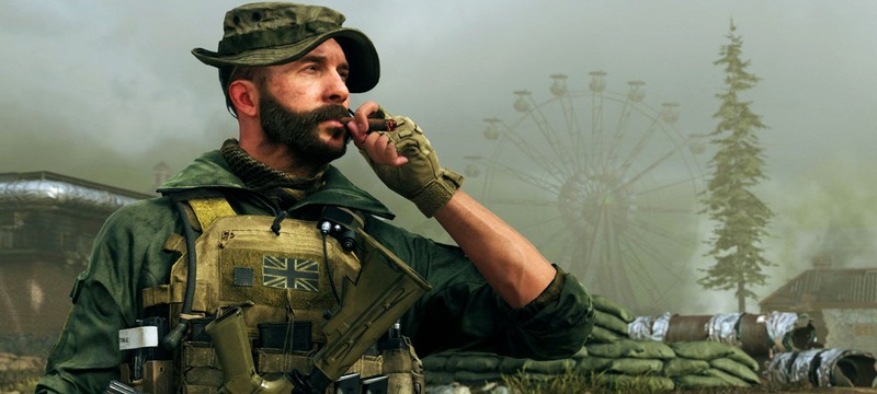 Физическое издание Call of Duty: Modern Warfare заняло бы 23 диска