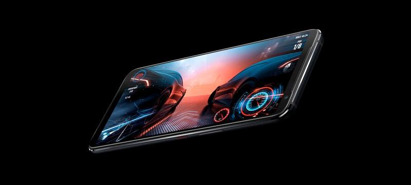 Asus официально представила игровой смартфон ROG Phone 3