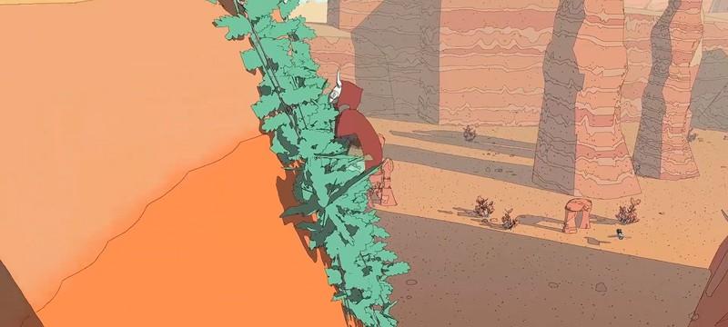 Вдохновленная творчеством Ghibli адвенчура Sable получила тизер