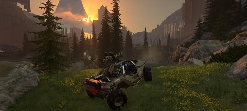 Игрок улучшил освещение в геймплейном ролике Halo Infinite