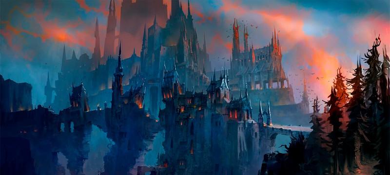Первое знакомство с вампирским раем World of Warcraft: Shadowlands