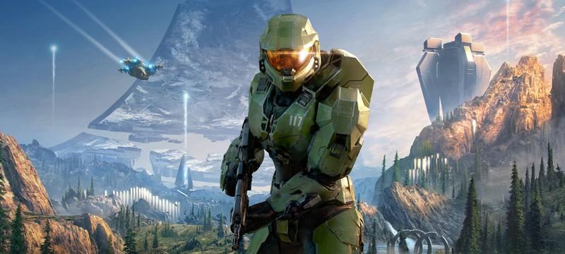 События Halo Infinite развернутся на Ореоле Зета