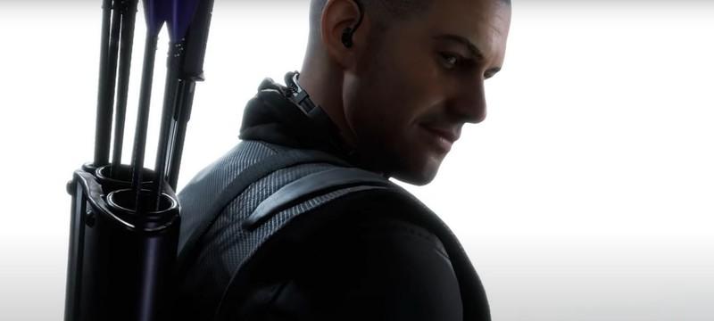 Лысый Соколиный глаз и геймплей беты Marvel's Avengers