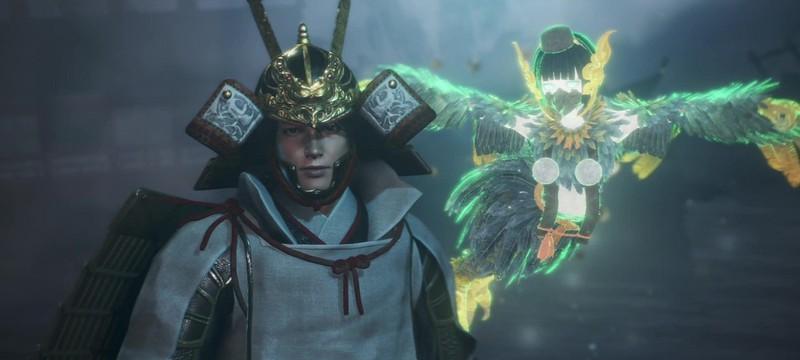 Гигантские крабы и множество смертей в геймплее нового дополнения для Nioh 2